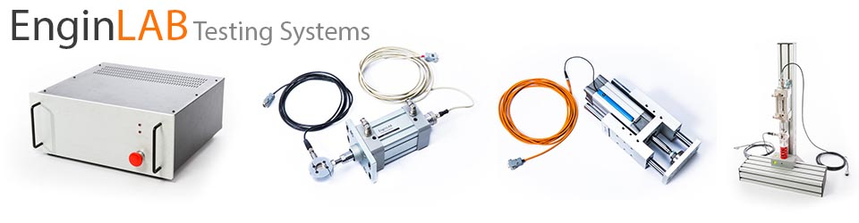 Fatigue testing machines controller and actuators