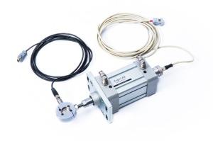 servo pneumatic actuator low friction